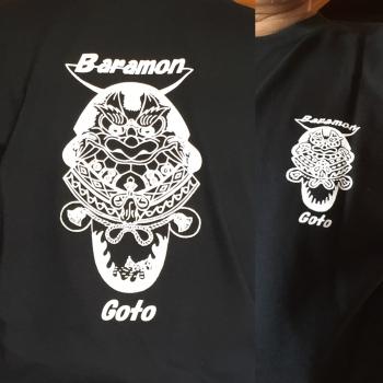 バラモンTシャツ