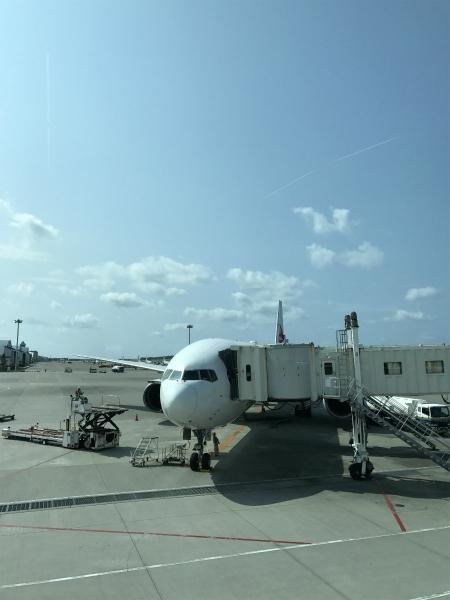 170305那覇空港