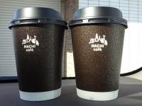 ローソンのホットコーヒーS 100円×2