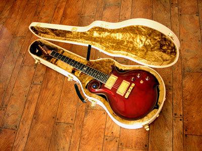 ギターオリジナルハードケース