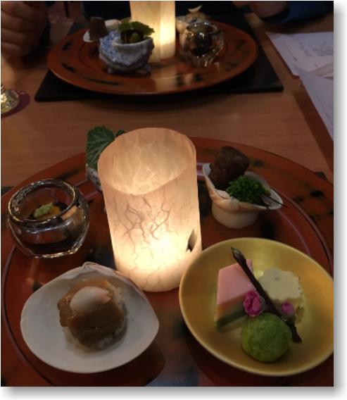 image夕食①前菜