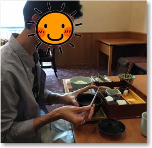 image朝食