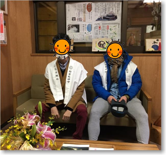 image神社⑤二人
