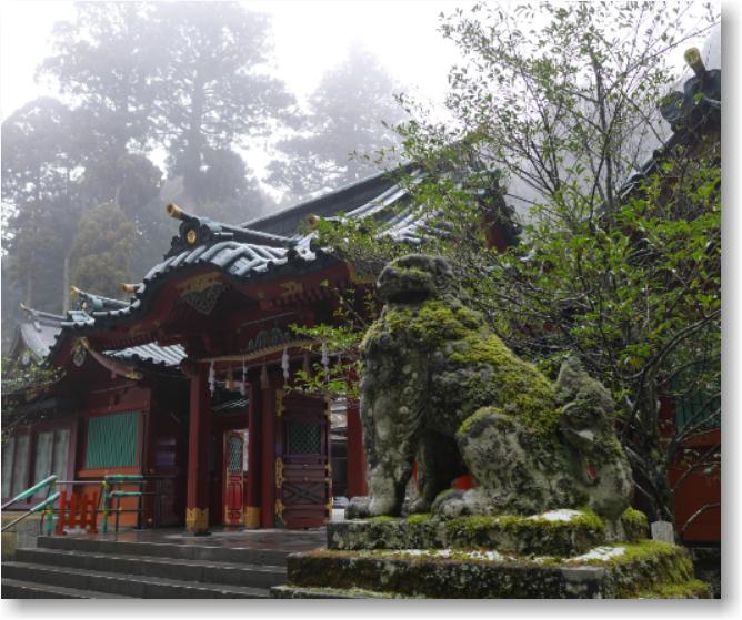image神社④狛犬