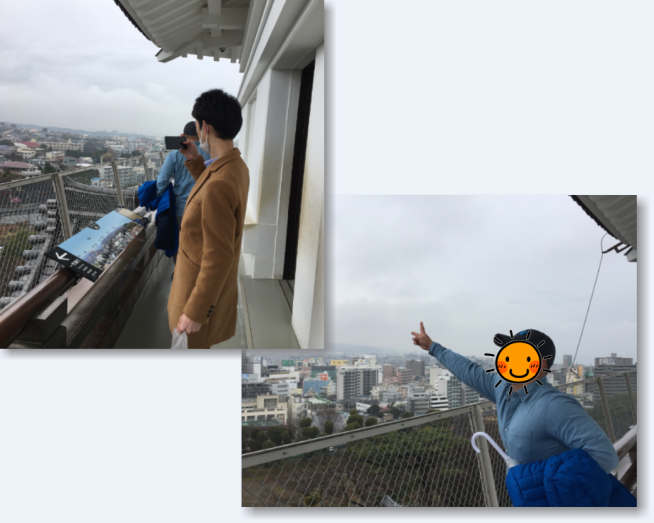 image小田原城④天守