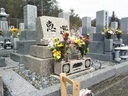 墓参り20170320-2