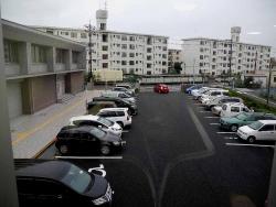 吉島公民館駐車場