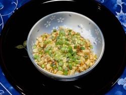 麻婆豆腐20170417夕食