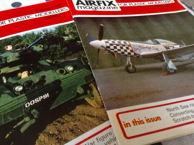 AIRFIX magazine 1975