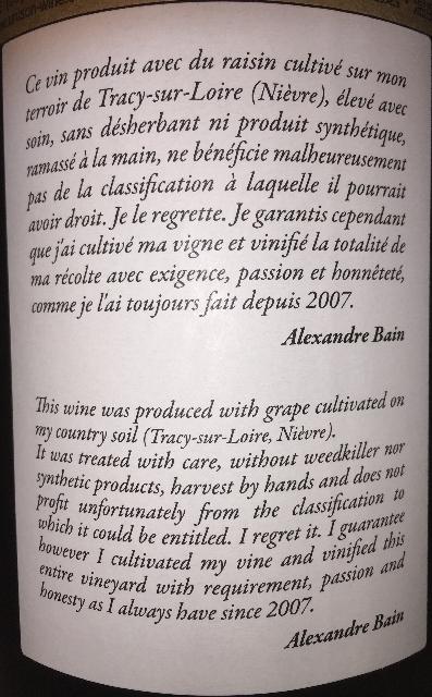 Alexandre Bain Pierre Precieuse 2014 part2