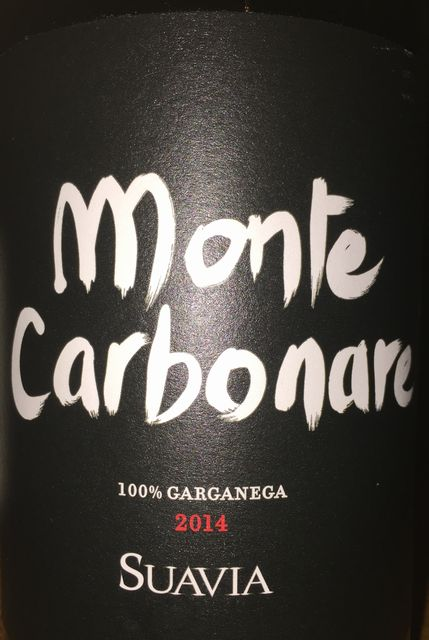 Monte Carbonare Soave Suavia 2014 part1