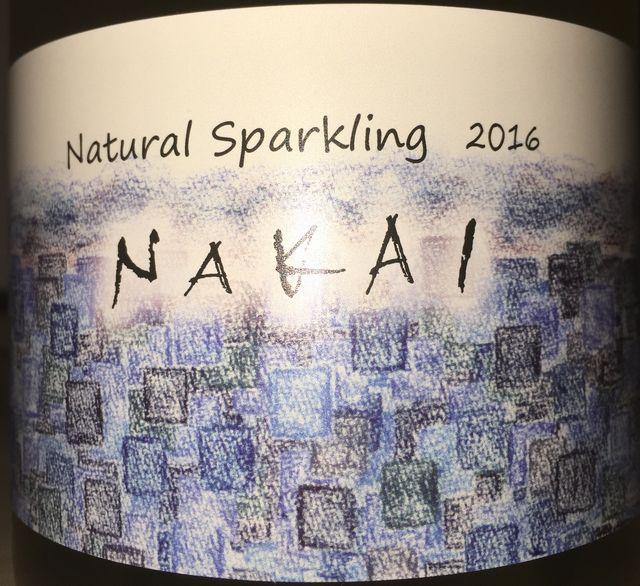 NAKAI Natural Sparkling 2016 part1