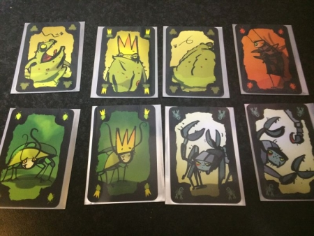 人気カード