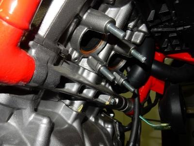 新型 CBR250RR フルエキゾースト開発 (14)