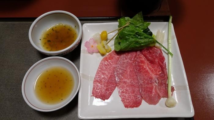 山翠楼食事 (5)