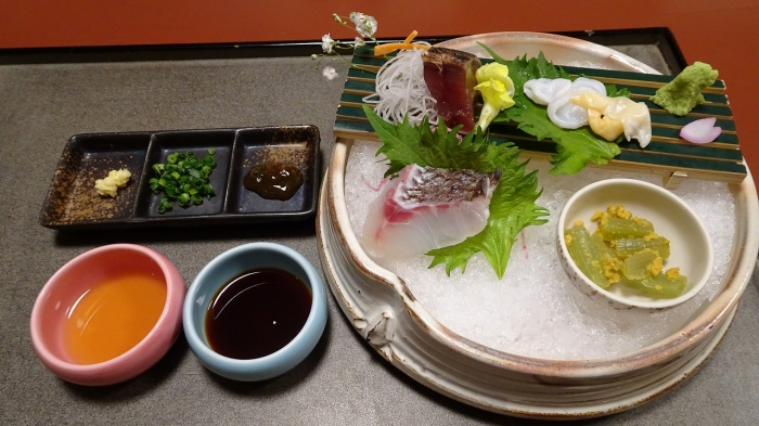 山翠楼食事 (3)