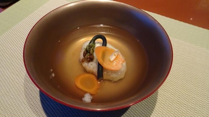 海のしょうげつ 食事 (4)