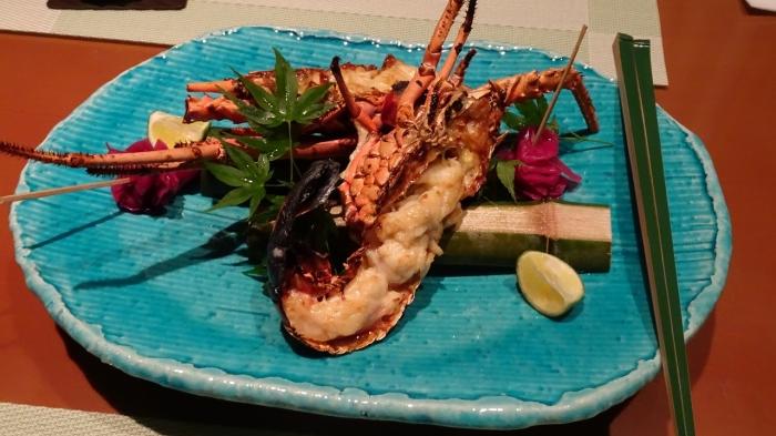 海のしょうげつ 食事 (8)