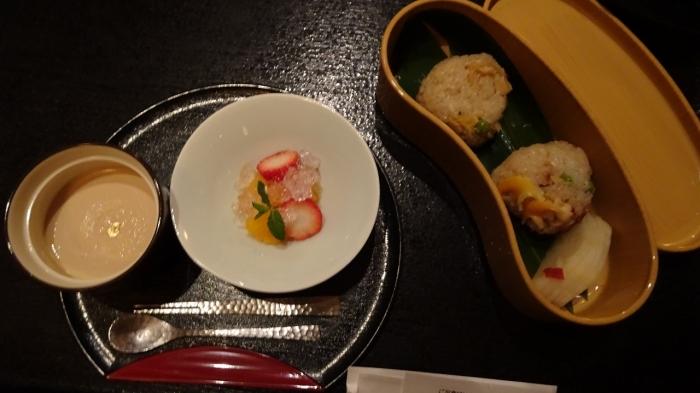 海のしょうげつ 食事 (14)