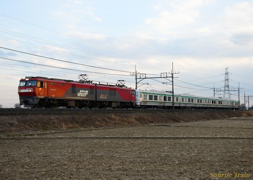 E721系1000番台 EH500