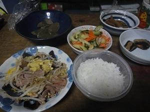 ひとりご飯2