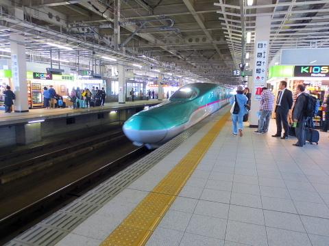 020j北海道から新幹線が