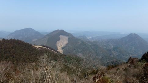 国東半島(両子山・中山仙境・熊野磨崖仏) 016-001