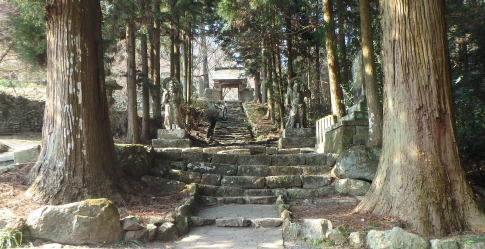 国東半島(両子山・中山仙境・熊野磨崖仏) 069-001
