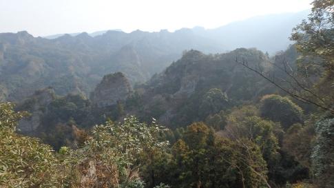 国東半島(両子山・中山仙境・熊野磨崖仏) 085