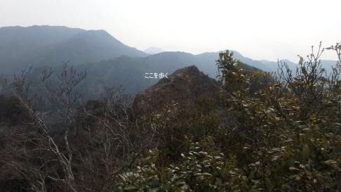 国東半島(両子山・中山仙境・熊野磨崖仏) 119-001