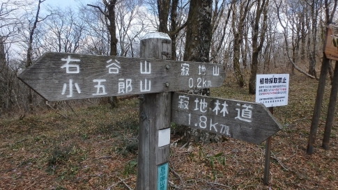 第1山行(寂地山・小五郎山縦走) 004