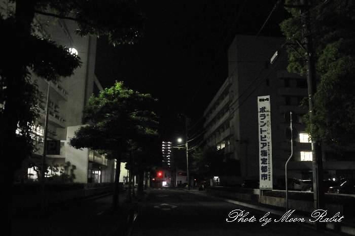 西条市役所庁舎 愛媛県西条市明屋敷164