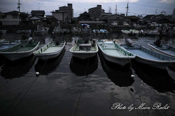 新堀・北浜の漁港 愛媛県西条市