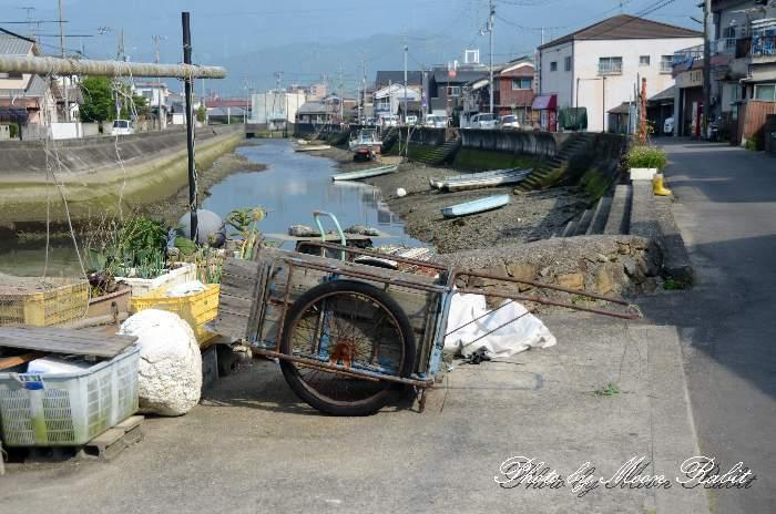 リヤカー(リアカー) 愛媛県西条市北浜南