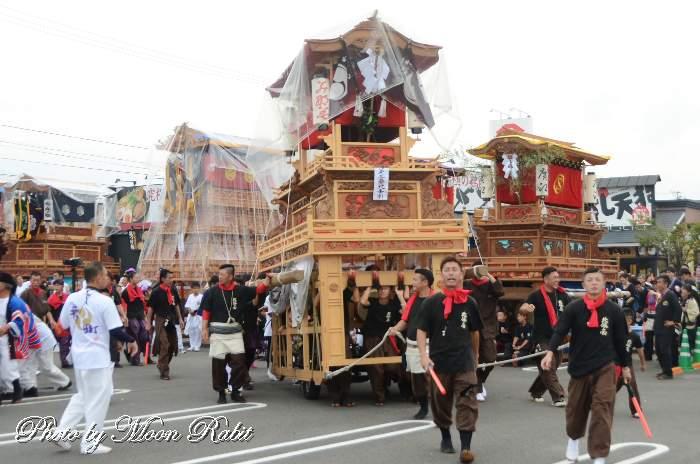 北条南だんじり(屋台) 鶴岡八幡神社祭礼