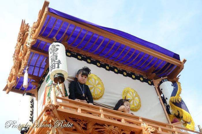 富士見町だんじり(屋台) 川人会