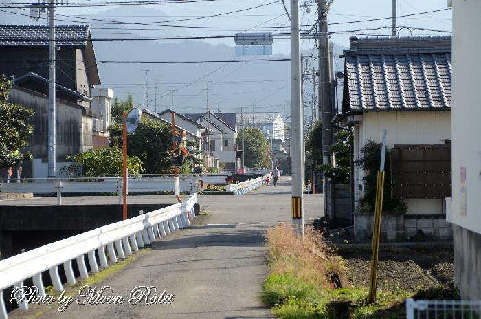 八丁の小路 愛媛県西条市