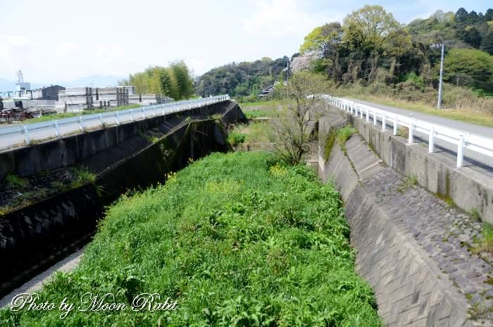 壇尻橋(だんじりはし) 内川