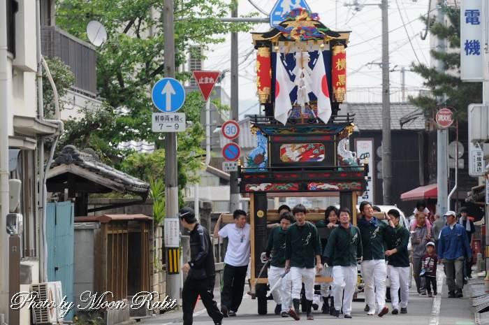 木村チェーン西条店 横黒屋台(個人所有)