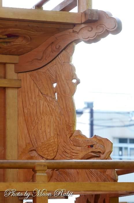 隅障子 東町屋台(だんじり)