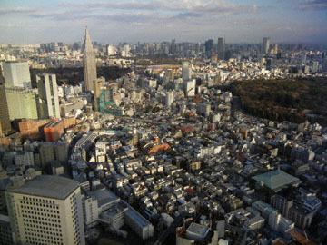 blog CP 7 Park Hyatt, Mieko-san's Exhibit, 50th Floor, Shinjuku, Tokyo_DSCN4035-3.3.17