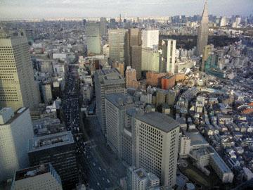 blog CP 7 Park Hyatt, Mieko-san's Exhibit, 50th Floor, Shinjuku, Tokyo_DSCN4034-3.3.17.jpg