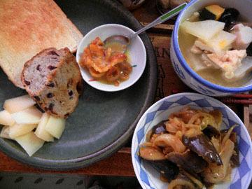 blog Brunch, Eggplant Stirfry & Soup_DSCN3006-9.20.16.jpg