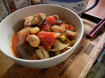 blog Brunch, Ratatouille with Mussels_DSCN3020-9.22.16.jpg