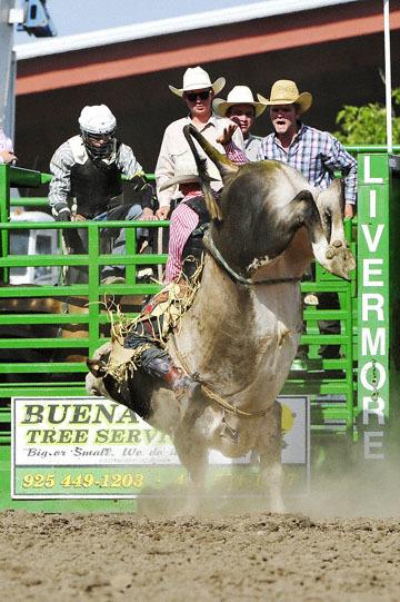 blog (4x6@300) Yoko 122 Livermore Rodeo, Bull Riding, Dustin Marberry (79.5 Porterville, CA) 2_DSC7911-6.11.16.(7).jpg