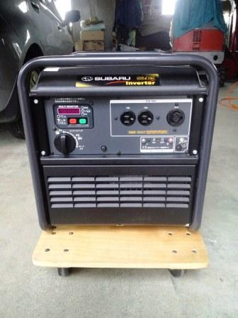 発電機170401a
