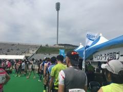 豊平川マラソン