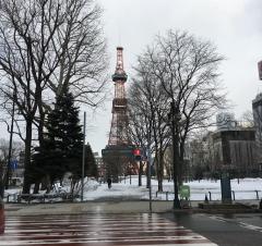 札幌中心部