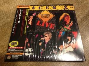 Racer X(Live Extreme Volume)