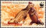 インドネシア・コモドオオトカゲ(2000)